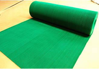 Thảm nhựa lưới màu xanh