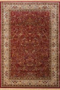 Thảm Kashmir 806 red (màu đỏ)
