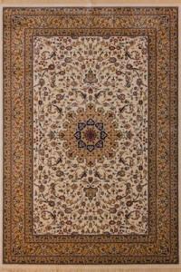 Thảm Phòng Khách Kashmir 815 ivory