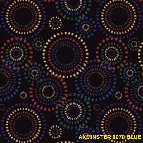 Thảm Axminster 8078 Blue