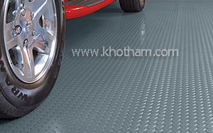 Thảm nhựa nút tròn chống trơn