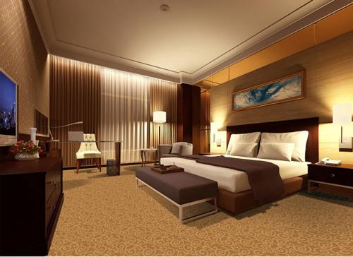 Thảm Trải Khách Sạn Bright 03a