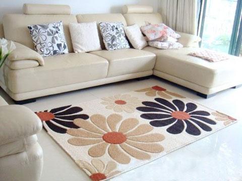 Thảm đẹp phòng khách