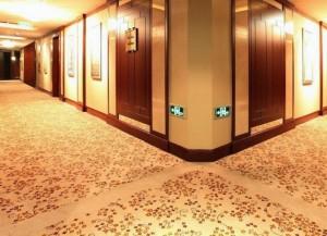 Thảm khách sạn axminster, thảm trải sàn cao cấp, thảm len khách sạn Axminster