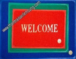 Thảm Nhựa Welcome
