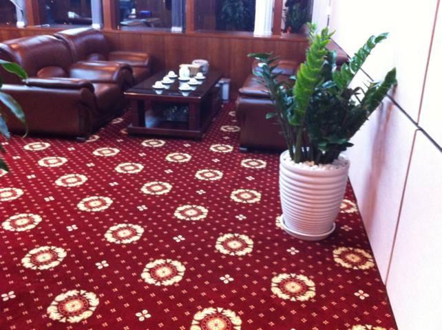 Thảm trải phòng tiếp khách