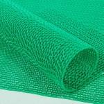 Thảm nhựa lưới màu xanh lá
