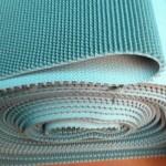 Thảm nhựa gai màu ghi