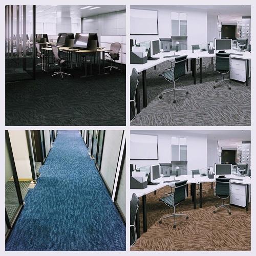 thảm trải sàn PX tại Hà nội